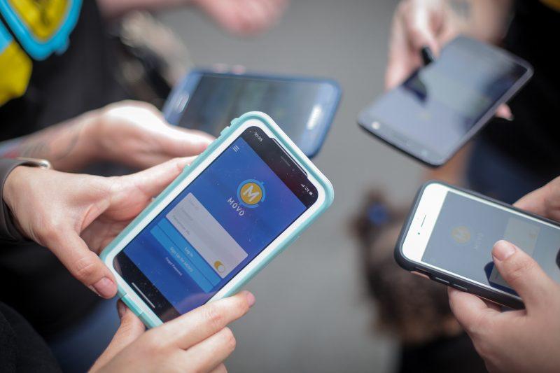 MOVO used on 4 phones