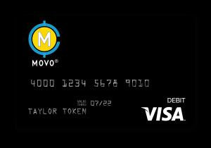 Visa® Prepaid Debit Plastic Card